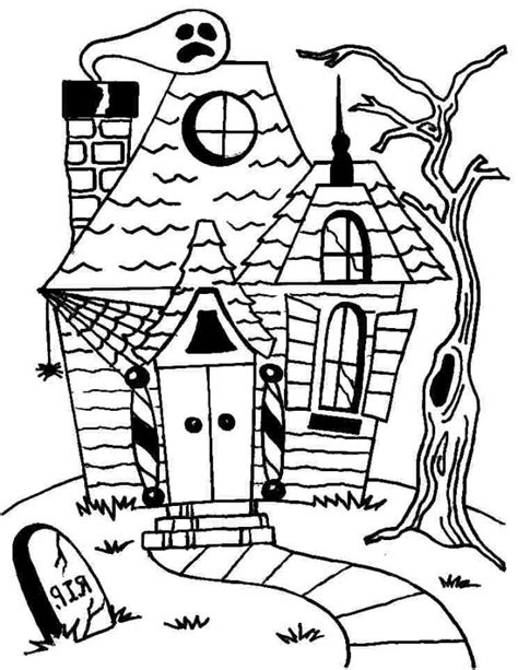 halloween coloring pages for kindergarten halloween coloring page kindergarten