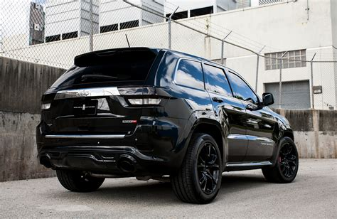 modified jeep cherokee customized jeep grand cherokee srt8 exclusive motoring