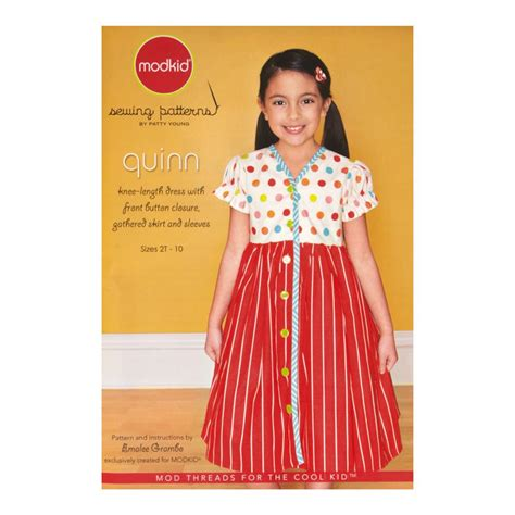 dress pattern how much fabric modkid quinn dress sewing pattern discount designer