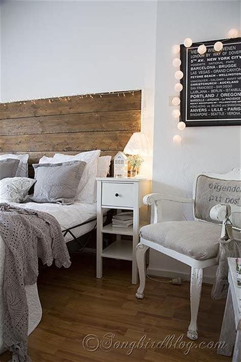 bedroom decorating ideas grey and white headboards bedrooms and fairy lights on pinterest