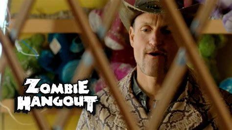 emma stone jrf zombieland zombie clip 8 8 clown zombie 2009 zombie