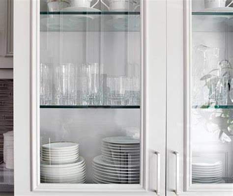 Glass Front Kitchen Cabinet Door | how to turn your cabinet faces to glass