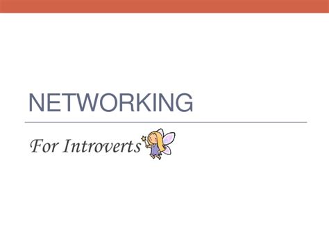 Mba For Introverts by Networking For Introverts