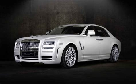 roll royce royce ghost rolls royce ghost by mansory