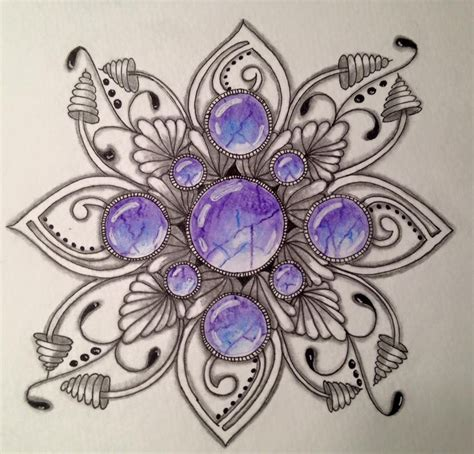 doodlebug jewels molly bee s attic doodle jewels zentangle doodles