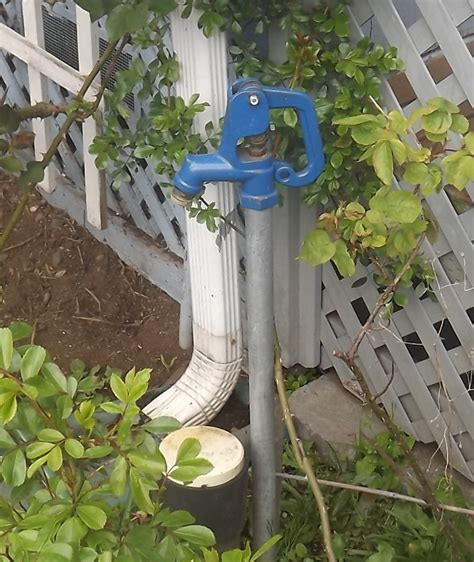 frost free yard hydrants