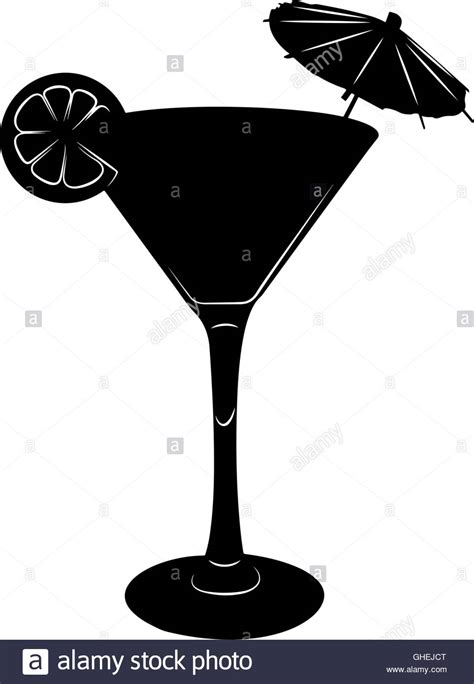 cocktail silhouette martini silhouette pixshark com images galleries