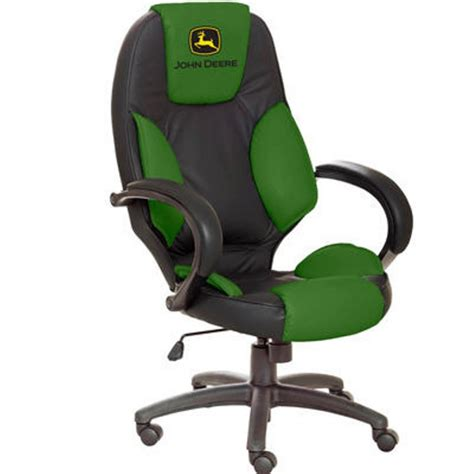 Deere Chair by Deere Leather Desk Chair Furniture For The Home