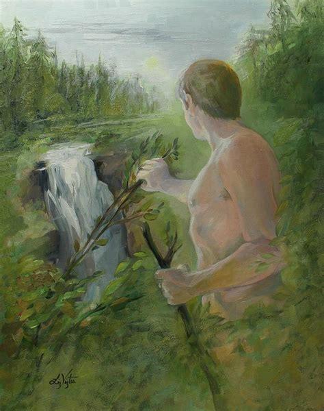 painting explorer the explorer painting by liz viztes