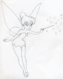how to draw a simple cartoon fairy archives pencil