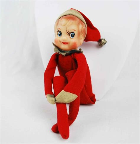 Original On The Shelf Doll by 1950s Doll Vintage Ornament Decoration