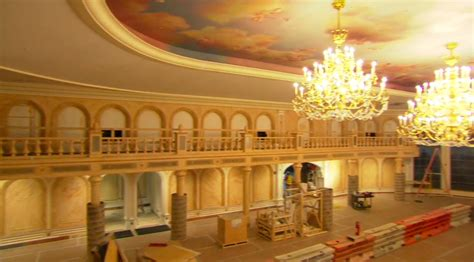 Be Our Guest Dining Rooms by Be Our Guest Restaurant Video Of Inside The Ballroom