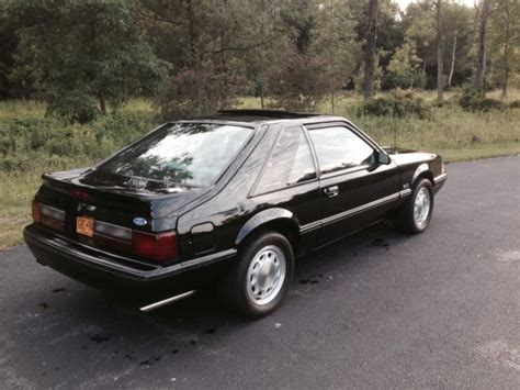 1988 ford mustang lx 1988 ford mustang lx v8 5 0 hatchback fox