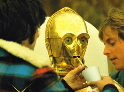 was anthony daniels in indiana jones anthony daniels teases the fans about star wars episode 7