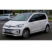 VW High Up 10 BlueMotion Technology Facelift