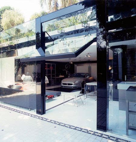 glass garage