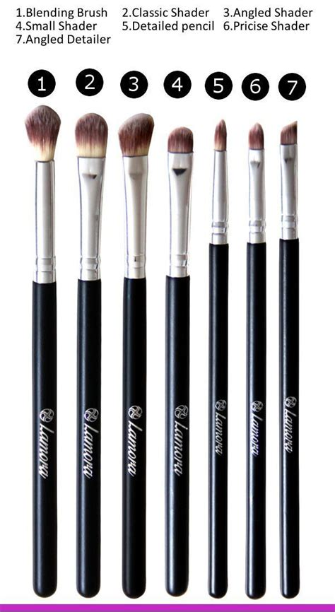 Eyeshadow Brush 17 best ideas about essential makeup brushes on