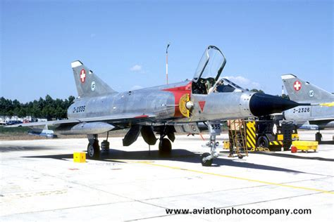 Swiss Army S 3189 the aviation photo company switzerland swiss air 16 squadron dassault mirage 3s j 2335