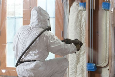 how much does it cost to spray foam a house home logic