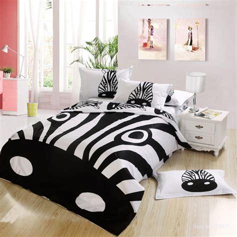 zebra pattern bedroom kids animal bedroom design with zebra print bedding set
