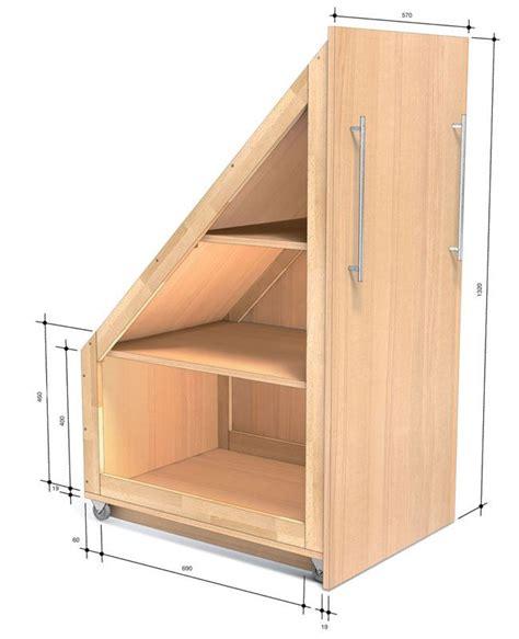 armadio fai da te oltre 25 fantastiche idee su armadio sottoscala su