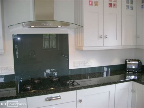 Kitchen Glass Tile Backsplash Designs glass upstands ideas