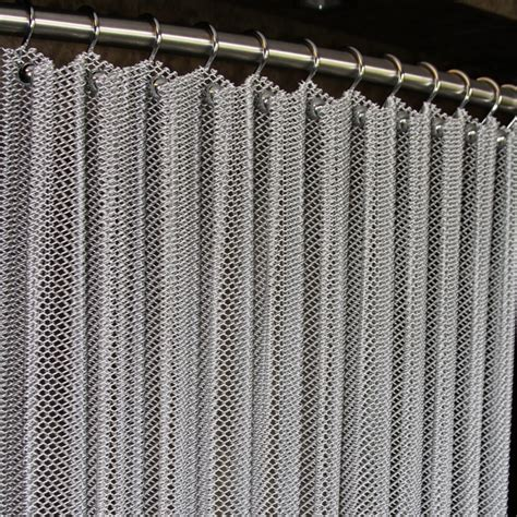 coil curtain fullness shower curtains cascade coil