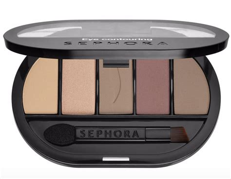 Sephora 5 Eyeshadow Palette sephora collection colorful 5 eyeshadow palette for 11