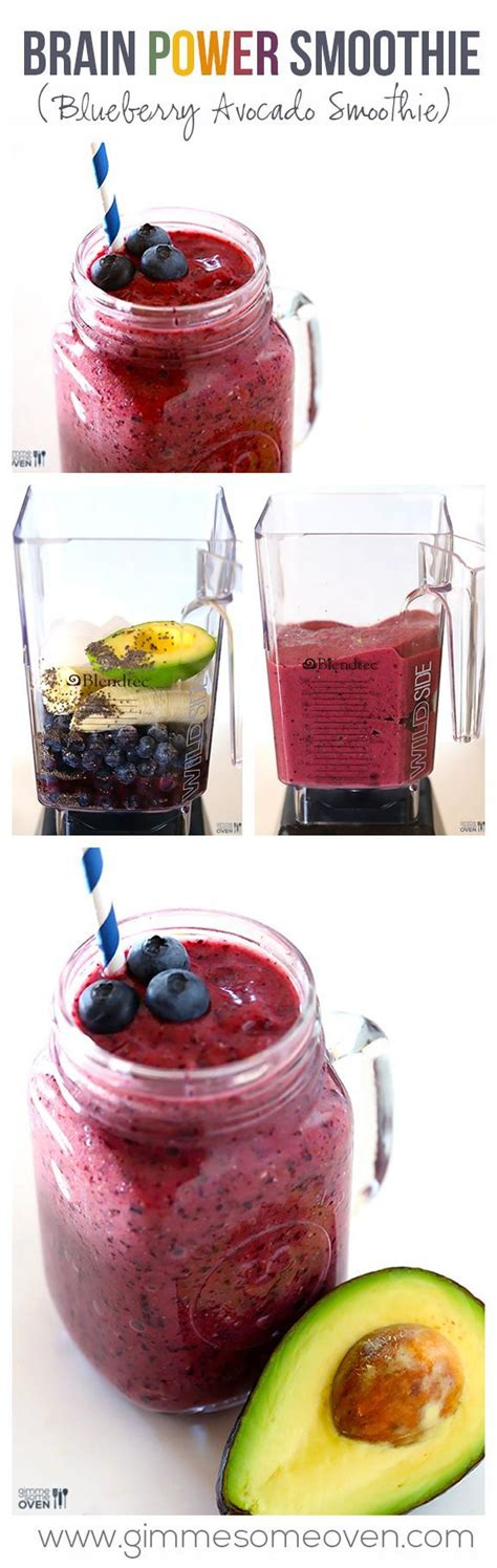 Blueberry Pomegranate Detox by 25 Best Ideas About Brain Food On Healthy