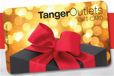 free 10 tanger outlets gift card facebook offer - Tanger Gift Card