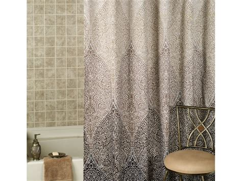 Fancy Shower Curtains Curtains Give Your Bathroom Look With Fancy Shower Curtains Tenchicha