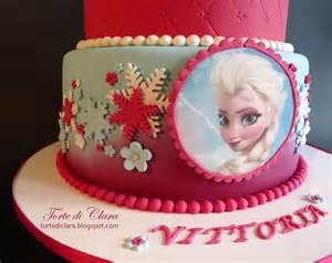 torte clara frozen cake 2