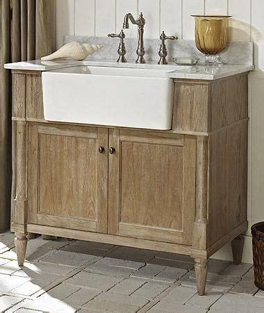 Farm Style Bathroom Vanities by Fairmont Designs 142 Fv36 Rustic Chic 36 Inch Farmhouse