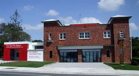 One Storey House redcliffe fire station environment land and water