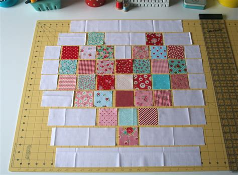 Easy Patchwork - lovely handmades easy patchwork pillow