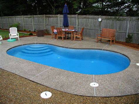 pool cost pools small fiberglass pools top 9 picture ideas with