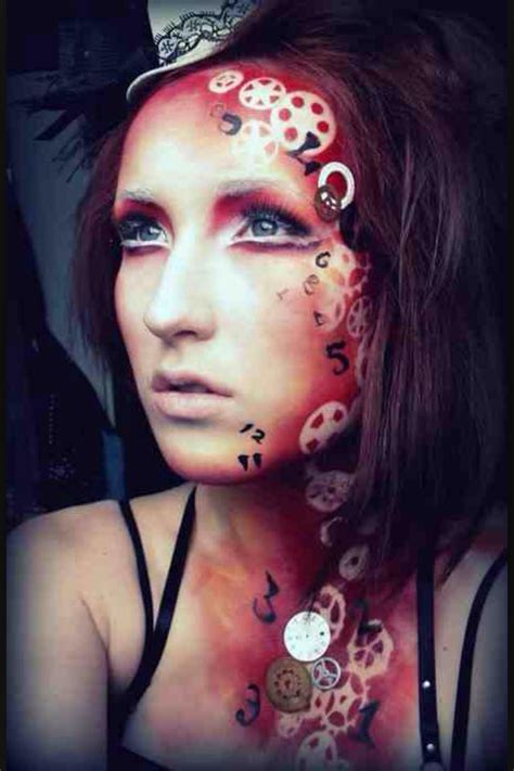 extreme tattoo makeup 25 best airbrush body art images on pinterest artistic