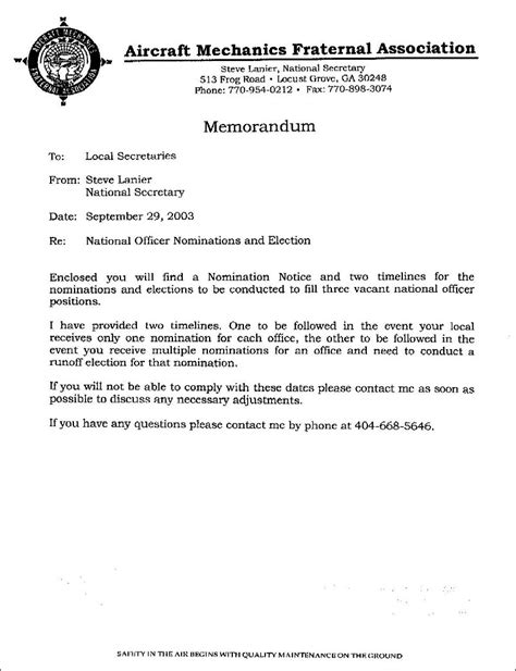 Business Letter Or Memo Format exle of a memorandum memo template 13 exle of a