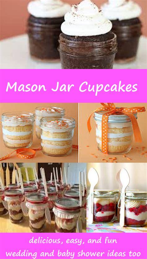 Wedding Cake Jars by Jar Cupcakes Easy Diy Cupcakes And Cake In A Jar