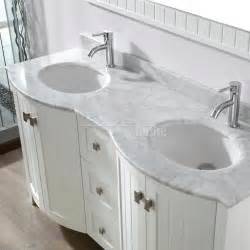 White 60 Inch Vanity Single Sink White Bathroom Vanities Bathroom Decorating Ideas 60 Inch