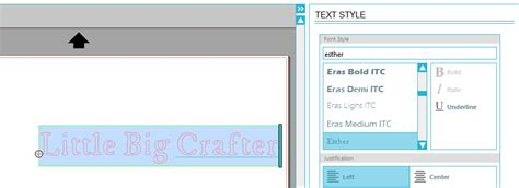 how to use studio 4 how to use installed fonts in silhouette creative fabrica