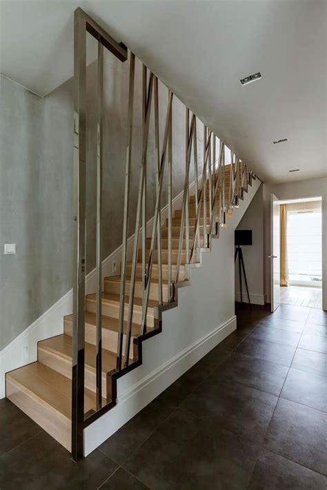 modern duplex apartment   subtle glamour elements