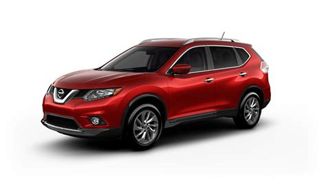 red nissan rogue 2016 nissan rogue exterior and interior color options