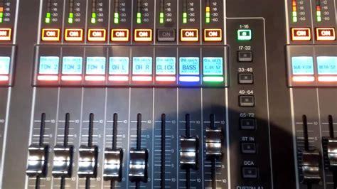 Mixer Yamaha Cl5 yamaha cl5 digital mixing console