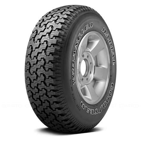235 75r15 tire pressure best goodyear tire 235 75r 15 105s wrangler radial all season all terrain ebay