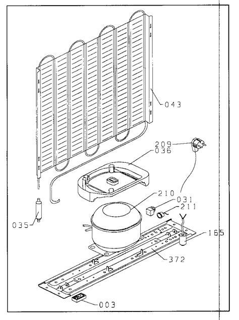 kegerator parts diagram danby refrigerator wiring diagram get free image about