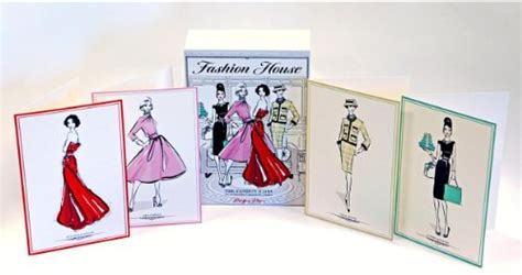 fashion house boxed notecards buy usa quality