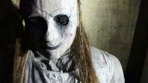a visit to the scarehouse and its creepy adults only