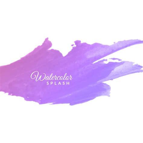 the color purple free purple watercolor vector free