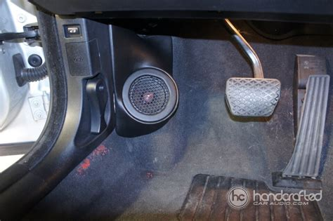 Handcrafted Car Audio - 2008 bmw 335i custom sound system handcrafted car audio
